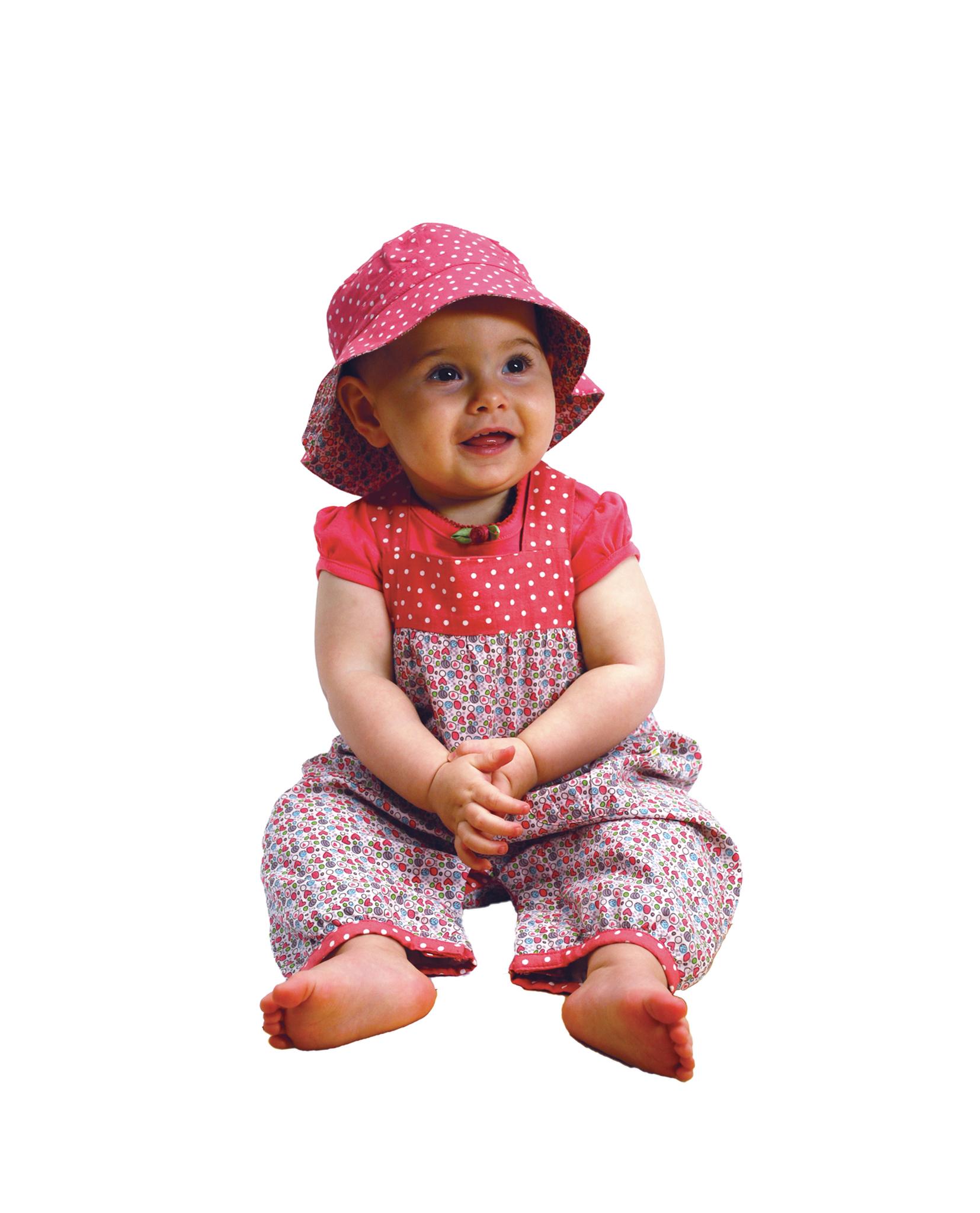 C mo vestir a tu reci n nacido durante las primeras - Perchas para ropa de bebe ...
