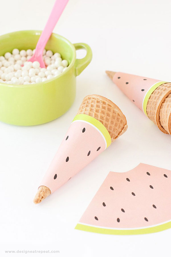 Free-Printable-Watermelon-Icecream-Cone-Wrappers-Perfect-for-summer-or-fruit-themed-parties-Download-at-Design-Eat-Repeat1